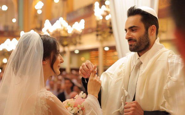 Vidéo mariage juif à Paris