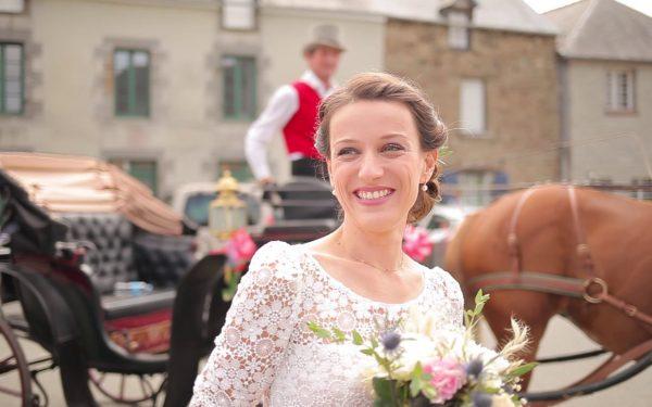 Vidéo mariage Rennes