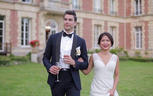 Mariage Franco Asiatique