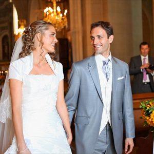 Vidéo mariage château avec feu d'artifice