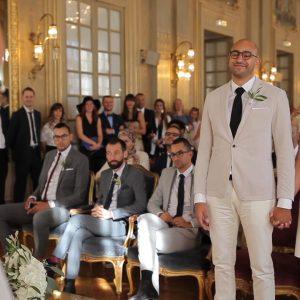 Vidéo mariage chrétien et musulman