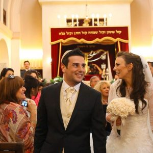 Vidéo mariage juif