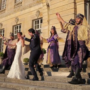 Vidéo mariage Emirats Arabes Unis