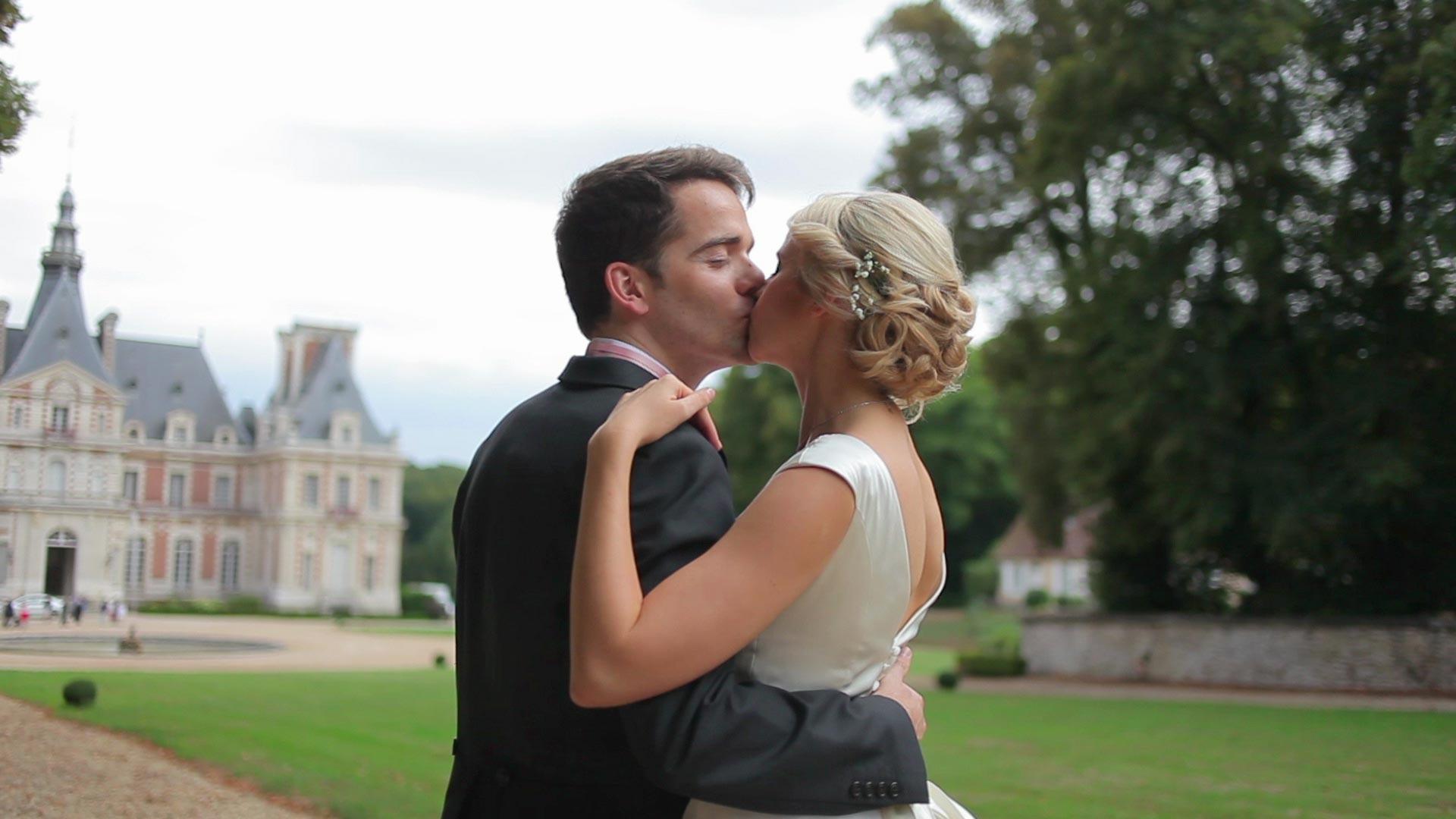 Vidéo mariage château de Baronville | Un Mariage, Une Histoire