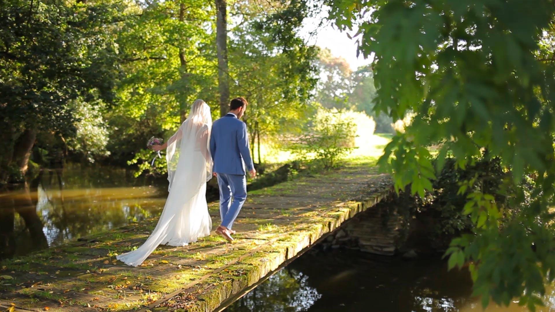 Vidéaste mariage mairie, église et manoir | Un Mariage, Une Histoire