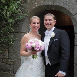 Video mariage champêtre et romantique