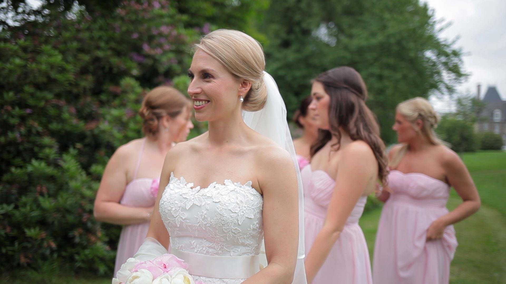 Video de mariage champêtre et romantique | Un Mariage, Une Histoire