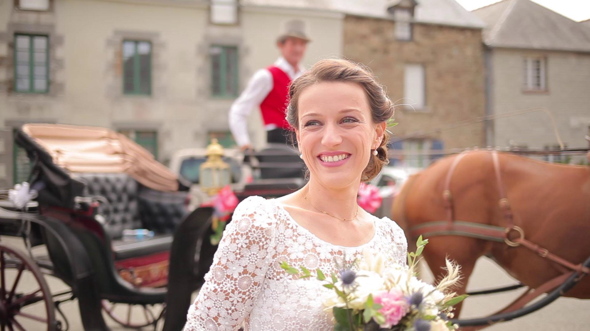 Vidéo mariage Rennes | Un Mariage, Une Histoire