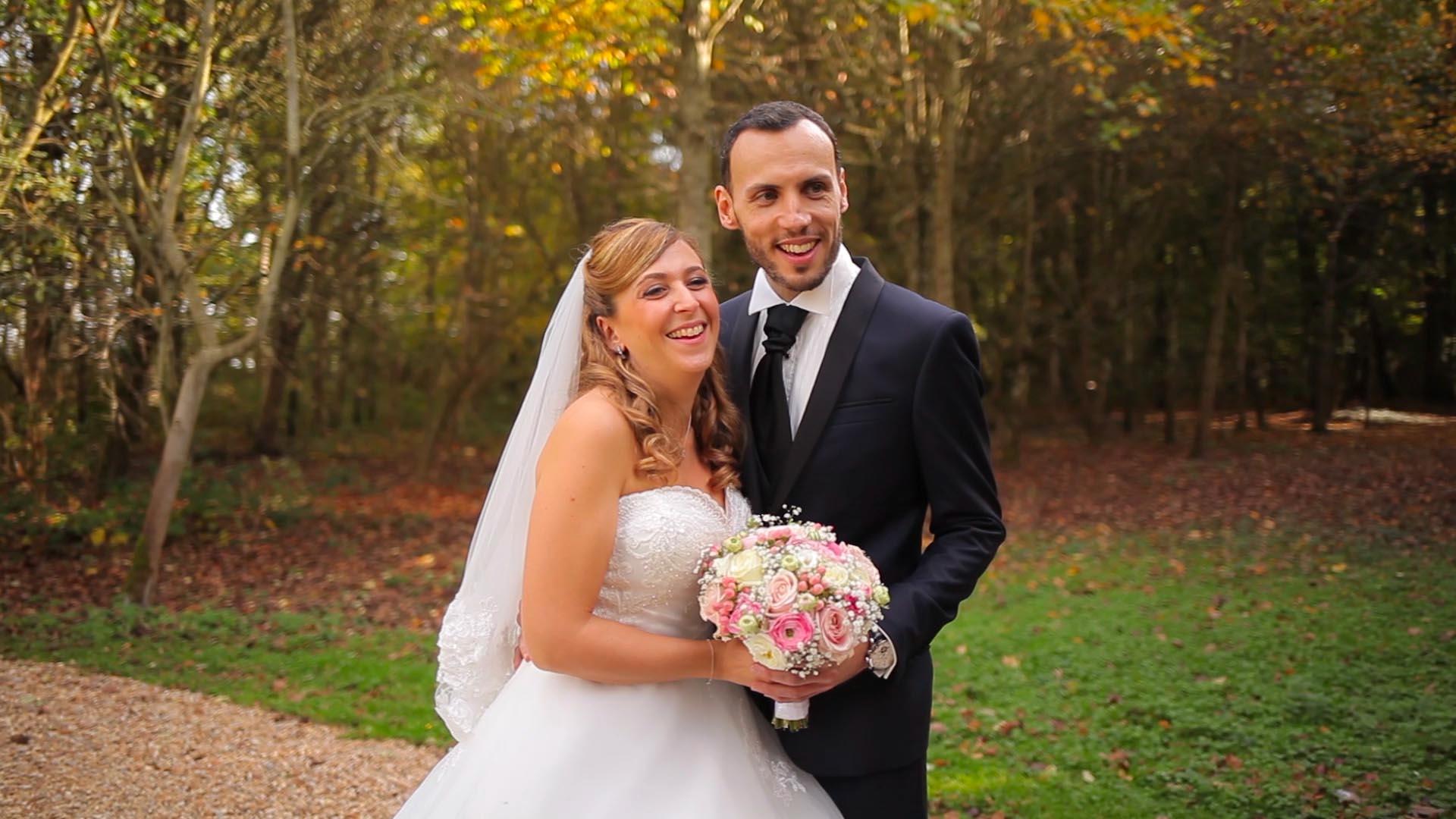 photographe cameraman de mariage