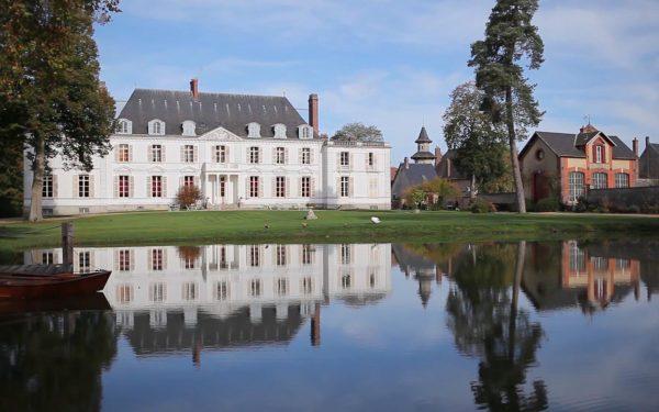 Videaste mariage Château Barthélemy