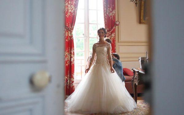 Vidéaste mariage princesse