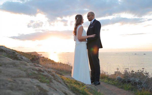 Vidéo mariage en Bretagne